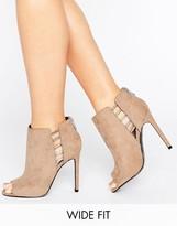 Asos PAN Wide Fit Heels