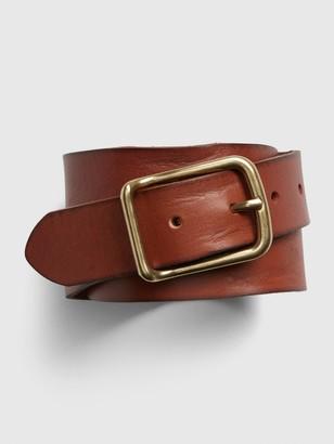 Gap Classic Leather Belt