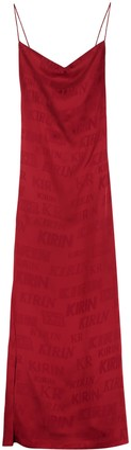 Kirin Jacquard Dress