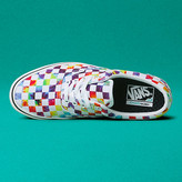 Vans Tie-Dye Checker ComfyCush Era