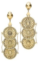 Tory Burch Foundation Coin Earring