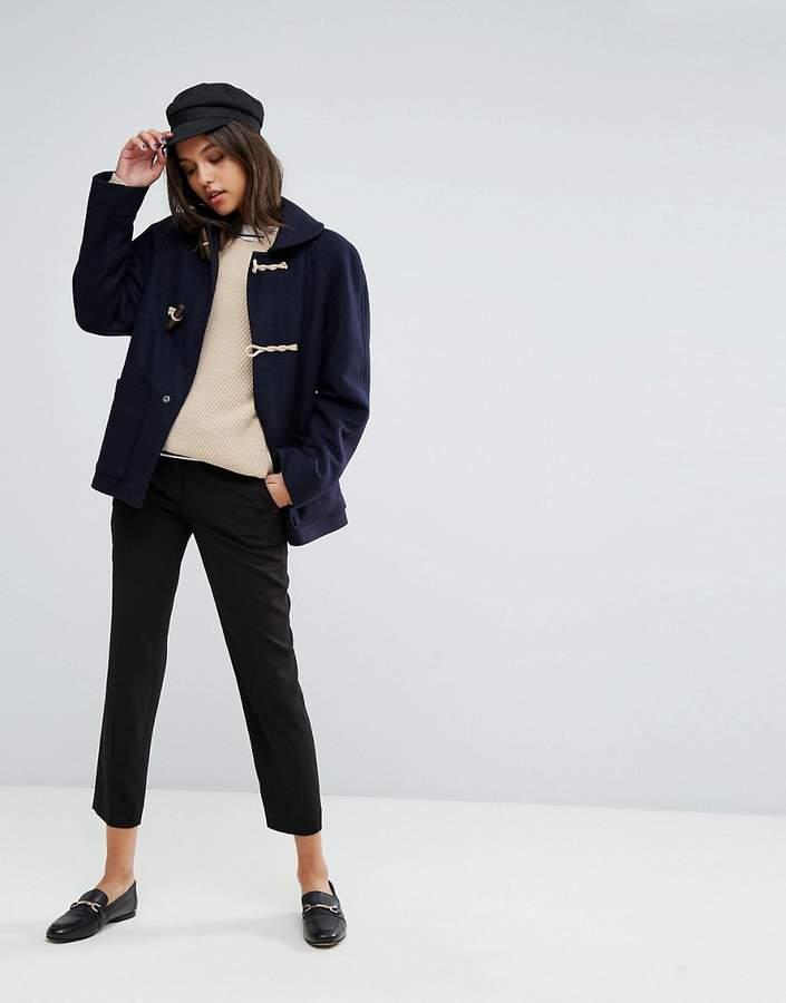 Gloverall Shawl Collar Duffle Coat