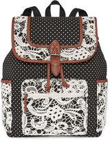Arizona Mackenzie Flap Backpack