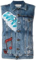 Faith Connexion denim vest