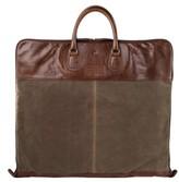 Moore & Giles Men's Gravely Garment Bag - Brown