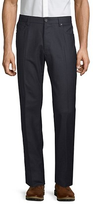 Incotex Modern-Fit Wool Cashmere Pants