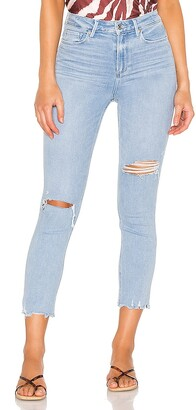 Paige Hoxton Slim Crop. - size 24 (also