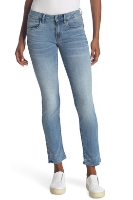 G Star 3301 Deconstructed Mid Straight Jeans