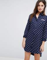 Esprit Star Print Night Shirt