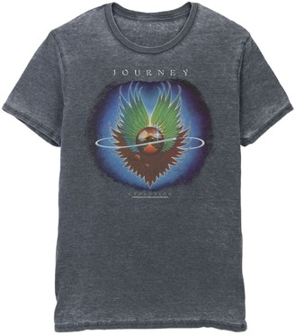 Unbranded Men's Journey Evolution Album Cover Tee