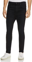 Vince Drop Crotch Slim Fit Jeans