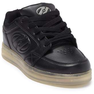 Heelys Premium 1 Lo Triple Light Up Sole Sneaker (Little Kid & Big Kid)