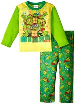 Nickelodeon Tmnt Ninja Dudes 2 Piece Set (Toddler) - Multicolor - 4T