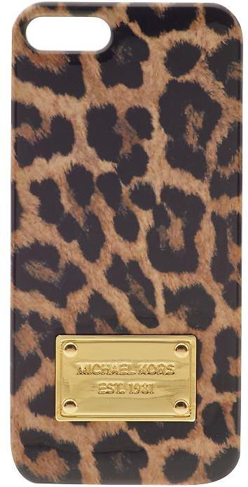 MICHAEL Michael Kors Printed Cheetah iPhone Case