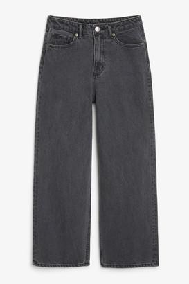 Monki Mozik grey jeans