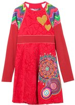 Desigual Big Girls' Dress Abuya