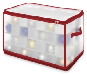 Whitmor Large Ornament Zip Cube