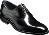 Barker Wickham Derby Shoes, Black