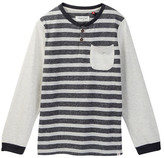 Sovereign Code Bemot Striped Shirt (Big Boys)