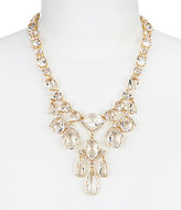 Kate Spade Crystal Cascade Statement Necklace