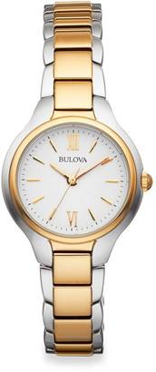 Bulova Women's Stainless Steel Watch - 98L217