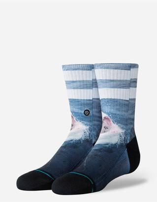 Stance Shark Bait Kids Crew Socks