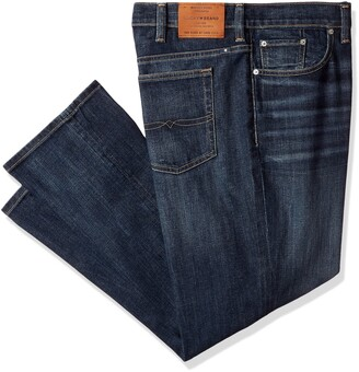 Lucky Brand Men's Big and Tall Big & Tall 410 Athletic Jean in Corte Madera