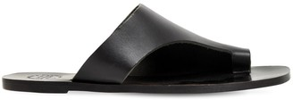 ATP ATELIER 10mm Leather Thong Sandals