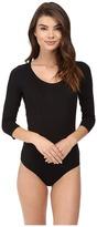 Wolford Pure String Bodysuit Women's Underwear