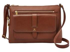 Fossil Kinley Leather Crossbody Bag