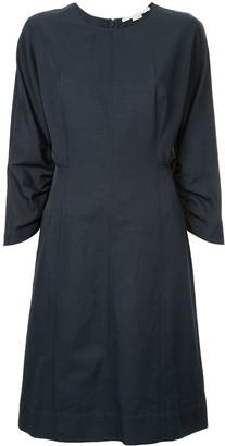 Stella McCartney ruched sleeve dress
