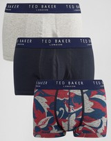 Ted Baker Trunks 3 Pack