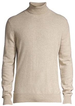 Boglioli Cashmere Turtleneck Sweater