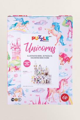Seed Heritage Puzzle Book Unicorn
