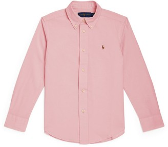Ralph Lauren Kids Polo Pony Oxford Shirt (2-4 Years)