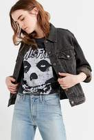 Urban Outfitters Misfits Oversized Distressed Tee