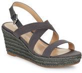 Lauren Ralph Lauren Katerina Platform Wedge Sandals