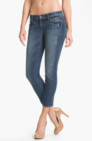 Paige Denim 'Kylie' Crop Skinny Jeans (Beachwood) Womens Beachwood Size 31 31