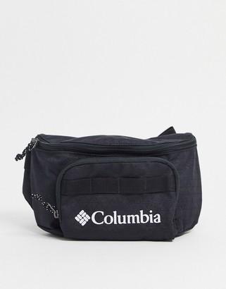 Columbia Zigzag bum bag in black