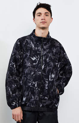 adidas Black Range Arch Polar AOP Mock Neck Sweater