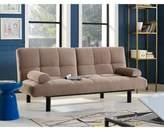 Serta Chelsea Convertible Sofa in Dove