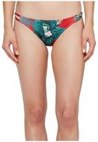 Roxy Cuba Gang Surfer Bikini Bottom Women's Swimwear