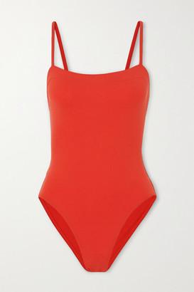Eres Les Essentials Aquarelle Swimsuit - Red