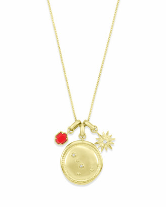 Kendra ScottKendra Scott July Cancer Charm Necklace Set
