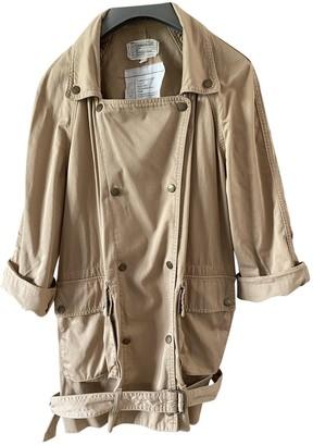 Current/Elliott Current Elliott Beige Cotton Jackets