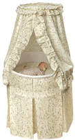 Badger Basket Empress Round Baby Bassinet I
