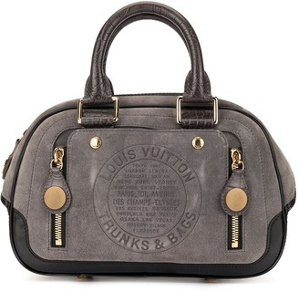 Louis Vuitton 2006 pre-owned Pre-Fall Stamp Bag PM tote