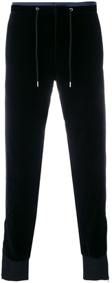 Paul Smith Contrast Side Panel Track Pants