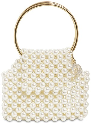 Rosantica SELENA EMBELLISHED BUCKET BAG