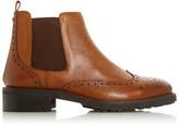 Dune London Quarters Panel Chelsea Boots